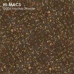 Hi-macs G074 Mocha Granite