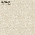 Hi-macs G038 Sea Oat Quartz