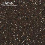 Hi-macs W010 Red Quinoa