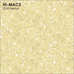 Hi-macs G019 Natural Quartz